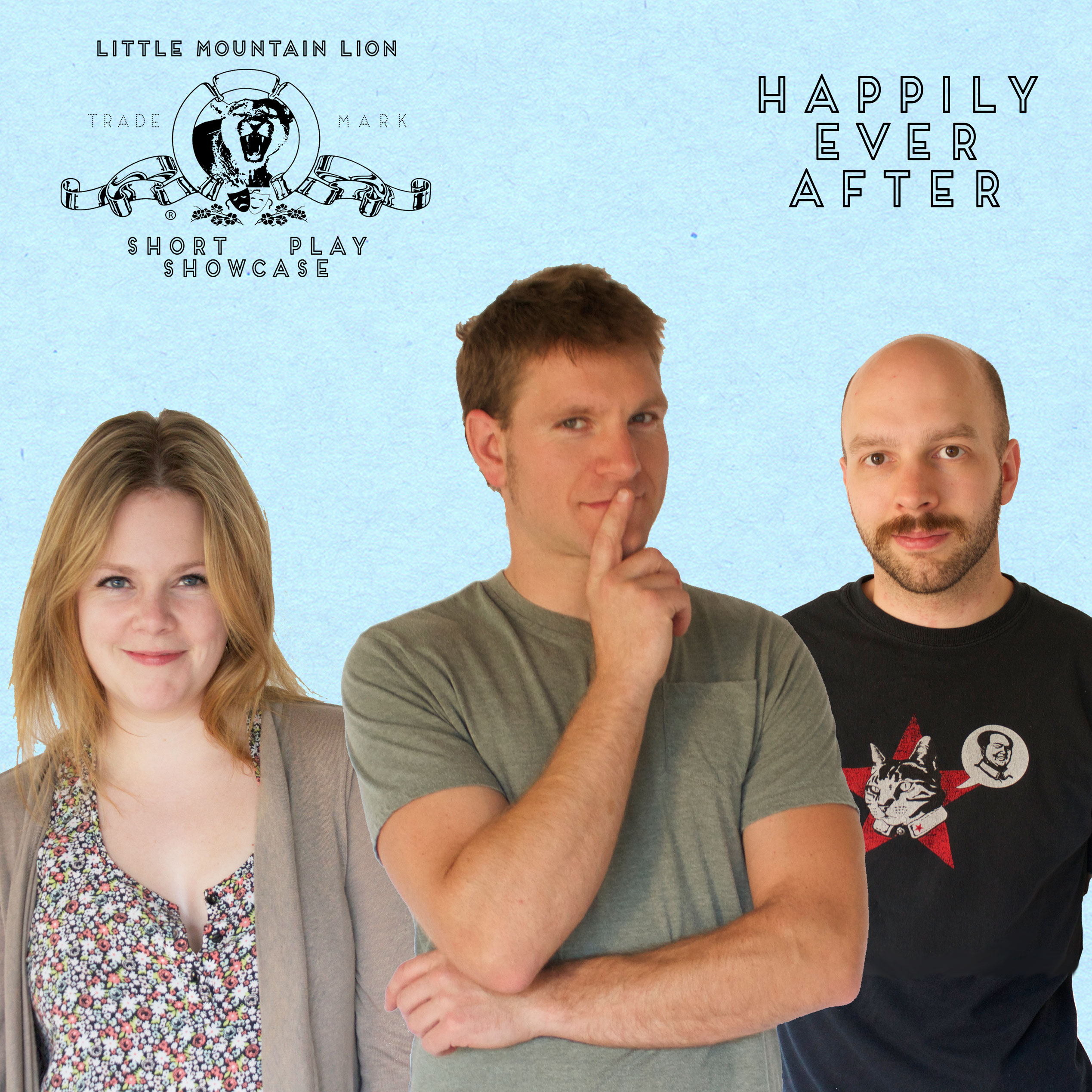 Meet the Cast of Happily Ever After – LML Short Play Showcase