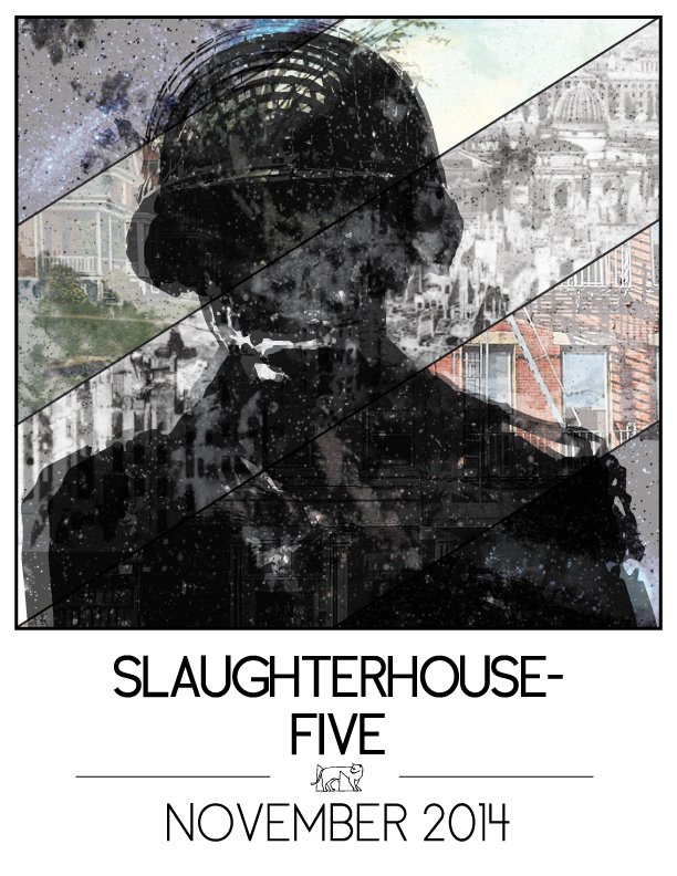 New teaser poster for Kurt Vonnegut's Slaughterhouse-Five