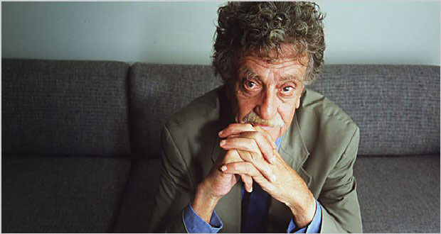Travel back in time for an interview with Slaughterhouse-Five's author Kurt Vonnegut