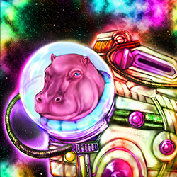 Space Hippo