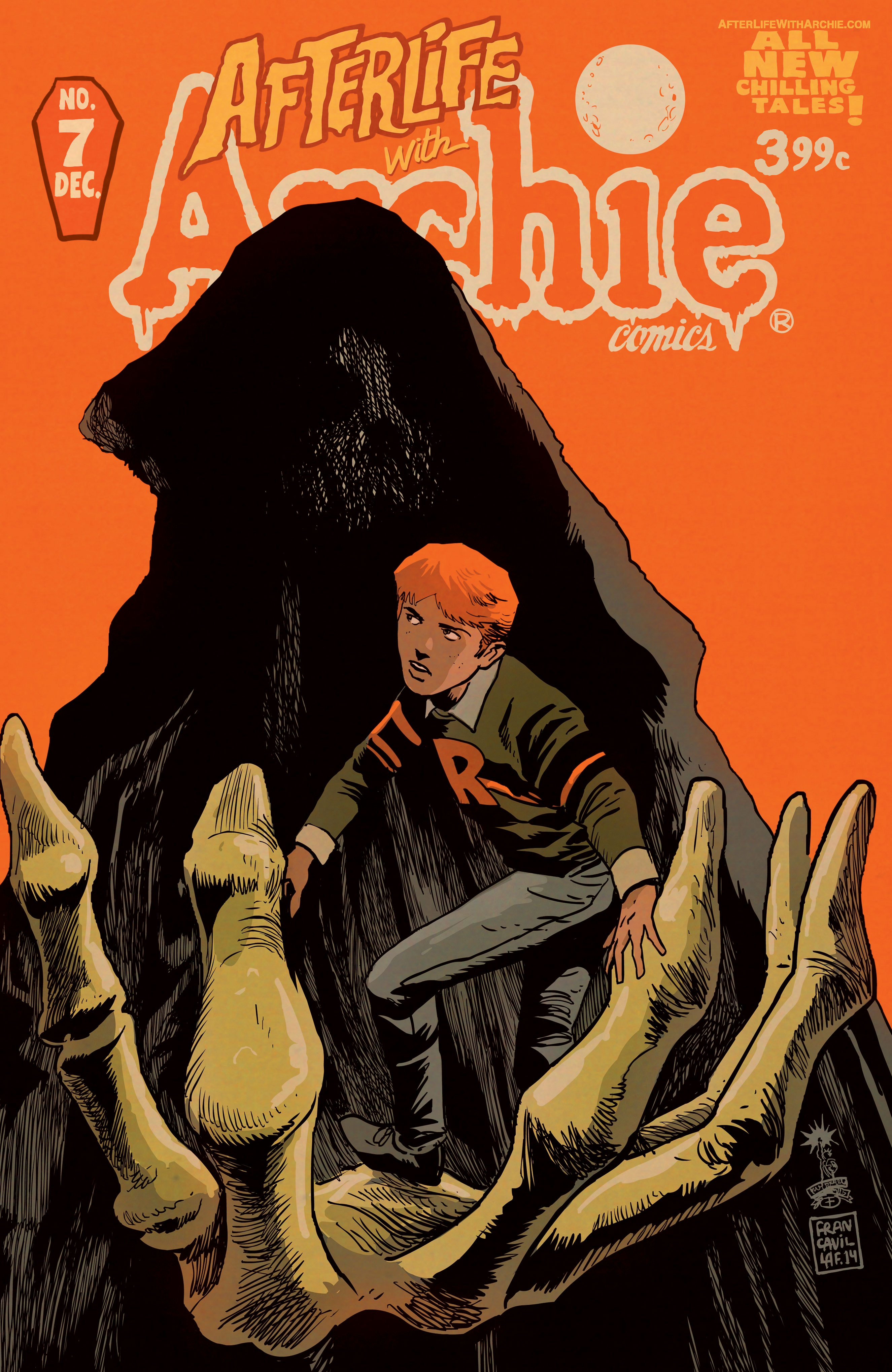 """Afterlife With Archie"" no. 7"